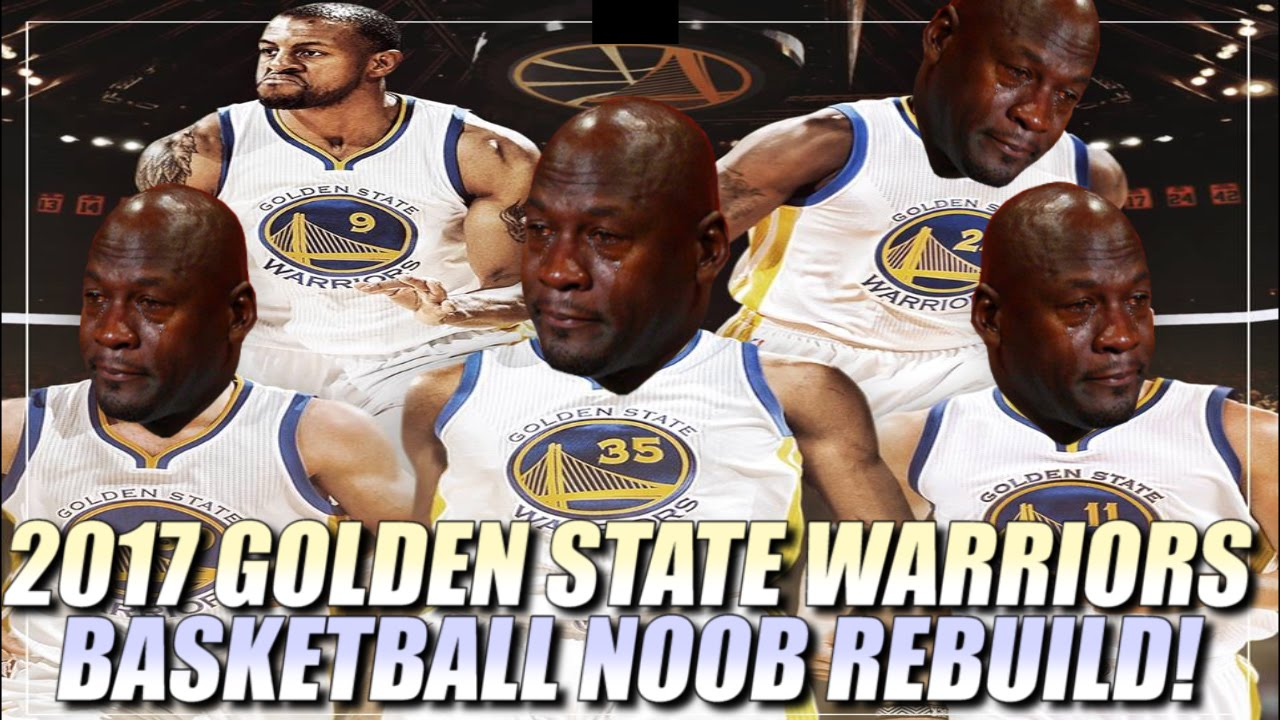 Basketball noob rebuilds the 2017 golden state warriors - Golden state warriors wallpaper 2017 ...