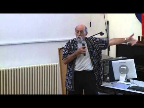 "Dubravko Horvat  ""Wormhole geometries and exotic matter"""
