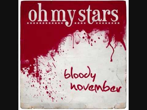 Bloody November- Oh My Stars [with lyrics]