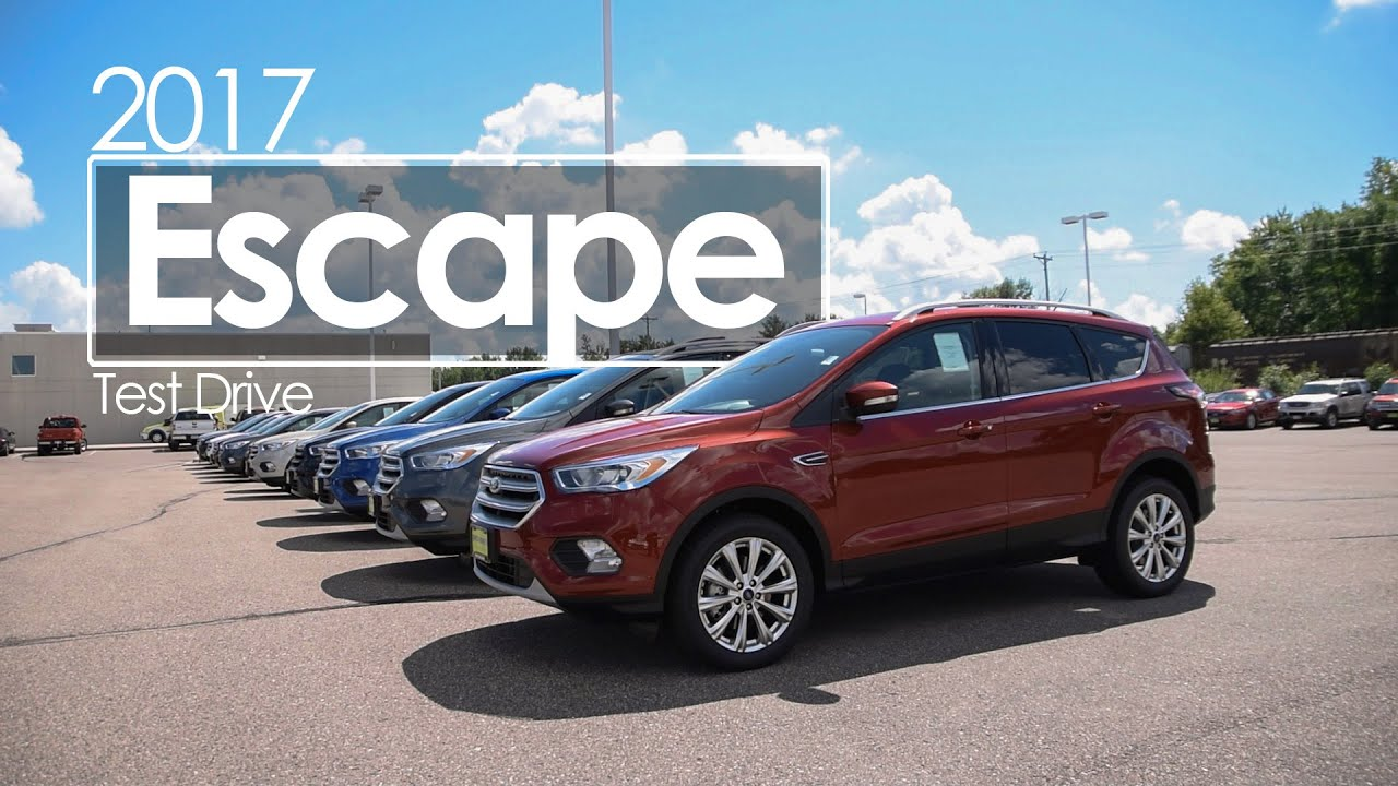 2016 ford escape driving review model overview