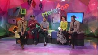 MeleTOP - Temubual Bersama Hafiz, Hazama & Akim [03.06.2014]