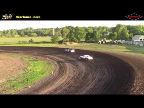 Sportsman -- 6/9/17 -- Rapid Speedway