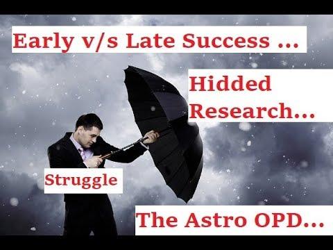 Deep Research  Ever ..आज तक कामयाब  क्यों नहीं हुए   ??? The Astro OPD 81