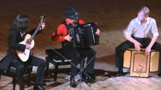 Artyom Dervoed, Aydar Gainullin and Sergey Shamov – Libertango