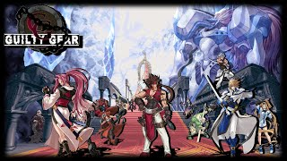 História Completa de Guilty Gear The Missing Link || Heaven or Hell!! Let's Rock!!!