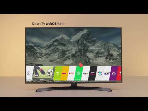 LG Ultra HD 4K TV | UJ670V | Product Video