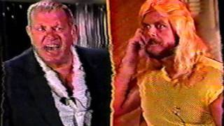 World Class Wrestling: Fritz Von Erich vs. Michael Hayes - THE FINAL DEBATE