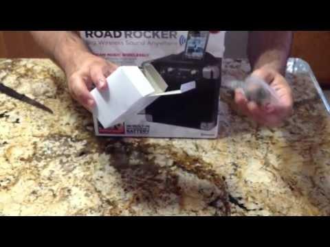 Review: ION Road Rocker Portable Speaker