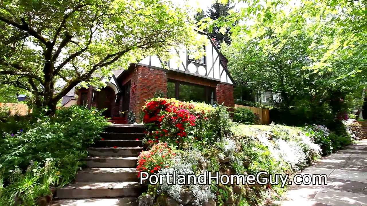 English Tudor Home / Portland Homes for sale / 3750 SW Council Crest Dr. - YouTube & English Tudor Home / Portland Homes for sale / 3750 SW Council Crest ...