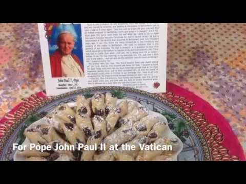 St Pope John Paul II Kolacky