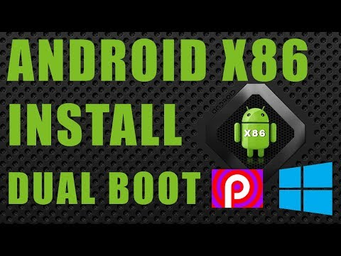 How To Install Android X86 On Expandable Storage