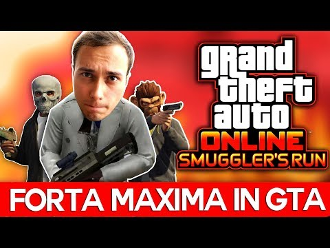 FORTA MAXIMA IN GTA! REVENIM!