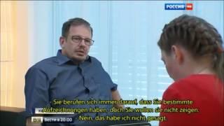 ARD-Doping-Enthüller Seppelt aggressiv und Handgreiflich gegen russische Reporterin