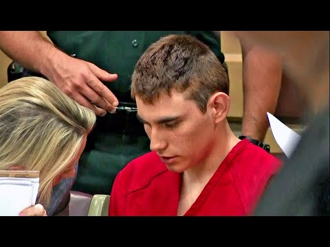Raw Video: Florida School Shooter Makes Brief Court Appearance