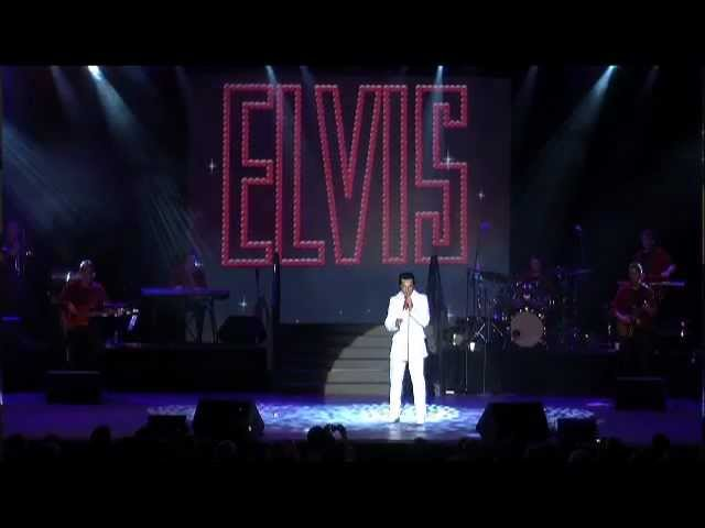 MARK ANDREW - as ELVIS - IF I CAN DREAM
