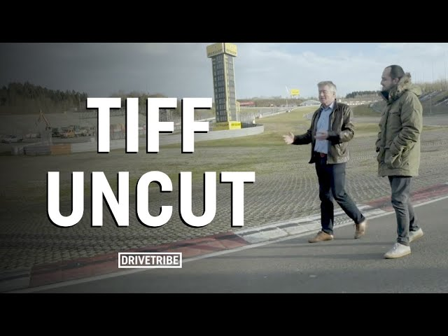 Some more Tiff Needell that you never got to see from the Nürburgring