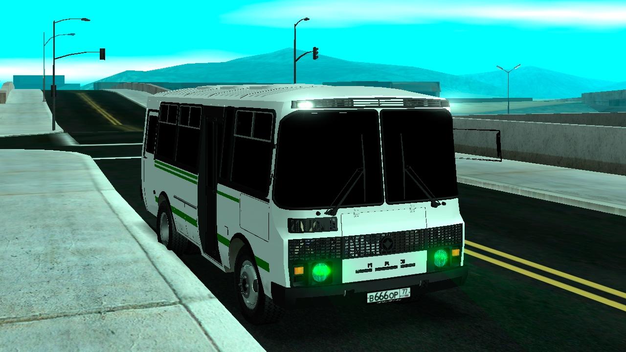 2016 ПАЗ-32054. Обзор (интерьер, экстерьер, двигатель). - YouTube