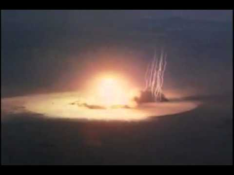Nuclear Weapon Blast Effects