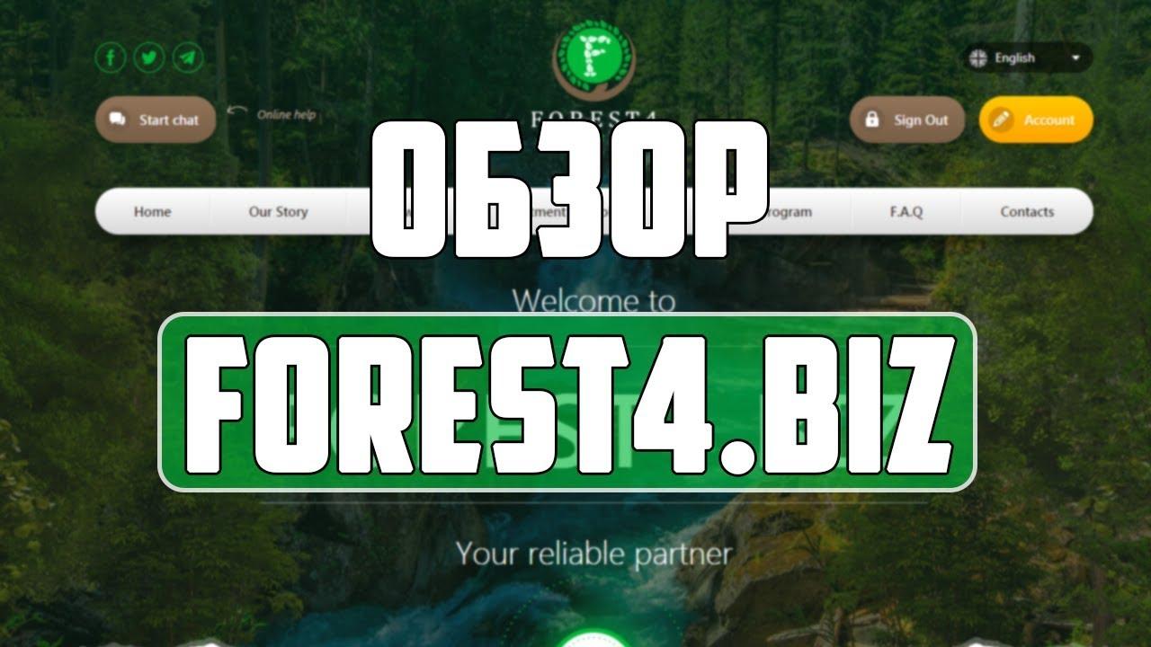 Forest4 - Где заработать деньги в Интернете? | заработок автопилот в интернете