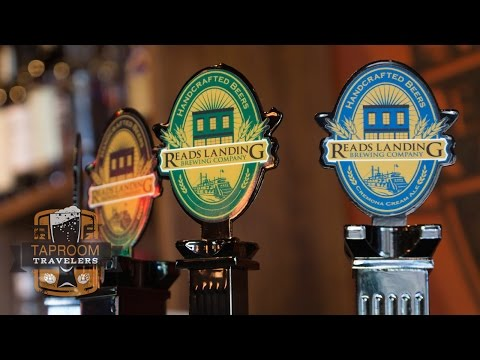 Taproom Travelers - Craft Beer Show: Reads Landing Brewing Co.