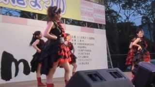 香川発アイドル きみともキャンディ 2013/08/10 三豊市 たくま港まつり.