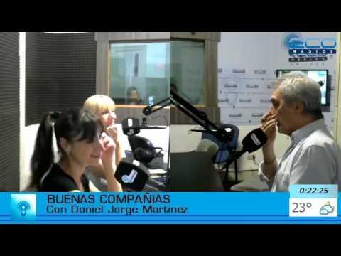 BUENAS COMPANIAS con Daniel Martinez 8-4-2017