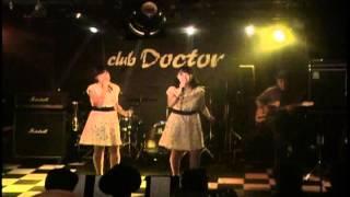 うたいべ (ナンシー&花ちゃん) 2014,11/24(mon) @ 荻窪クラブドクター お笑いライブ!!『笑窪~えくぼ~vol.2』