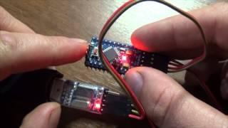 #049 Посылки с Aliexpress - Преобразователь USB-UART для Arduino