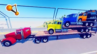 OVERLOAD MADNESS Crashes Beamng Drive
