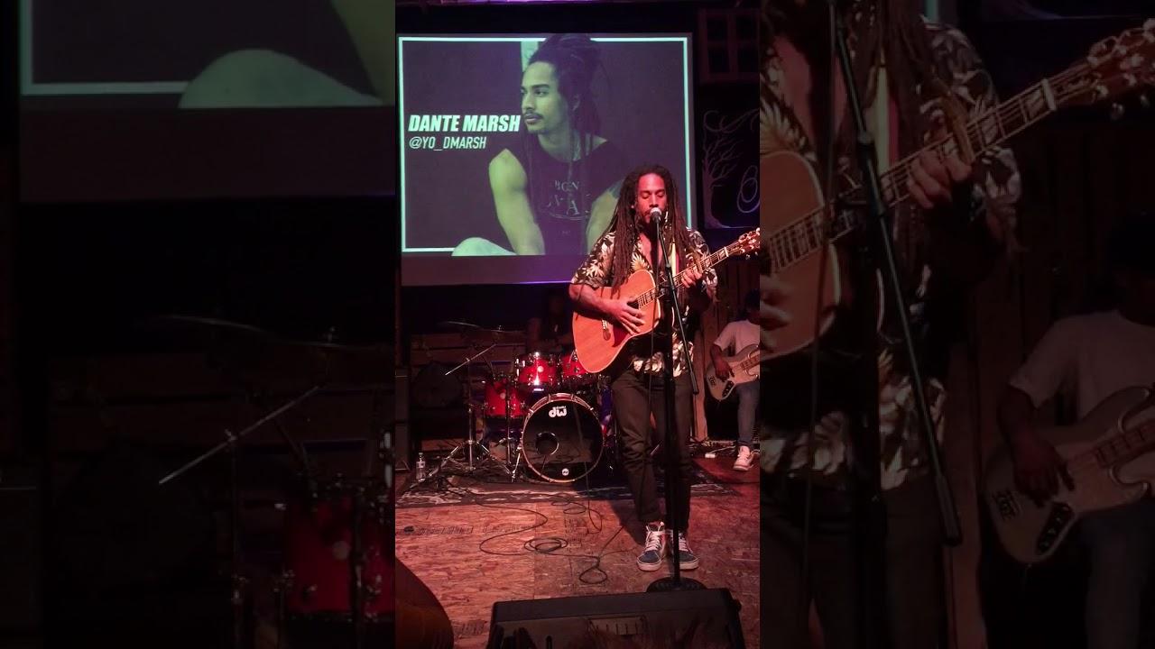 Jungle Boy Live by Danté Marsh
