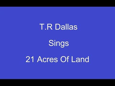 21 Acres Of Land Lyrics And Guitar Chords - Irish folk songs