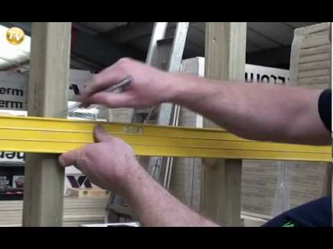 Tommy's Trade Secrets How To Build A Stud Wall