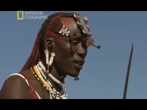 Жизнь без цивилизации. Племена Африки - Масаи