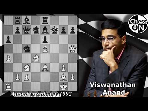 Best Chess Games of Anand #1