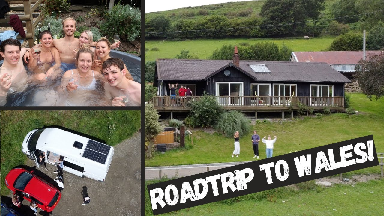 TRAVELLING TO WALES FOR MY BIRTHDAY | Lucy Lynch