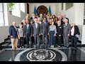 President Kagame meets Chicago Council on Global Affairs