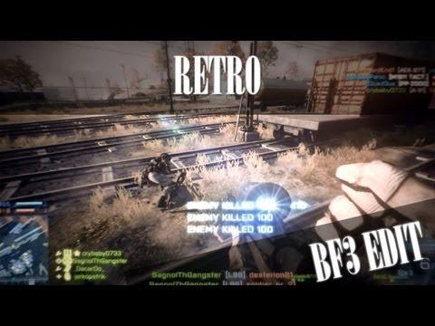 "Battlefield 3 | ""Retro"" Mini Edit"