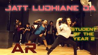 Jatt Ludhiyane Da – Student Of The Year 2 | Tiger Shroff, Tara & Ananya |Vishal & Shekhar| Payal Dev