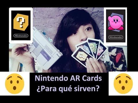 Las tarjetas de realidad virtual de la 3DS SON GENIALES!!! :O
