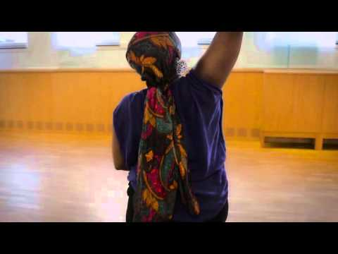 Wizkid - In My Bed - Dance fitness after pregnancy