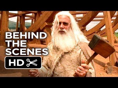 Evan Almighty Behind The Scenes - Ark Utensils (2007) - Steve Carell, Morgan Freeman Movie HD
