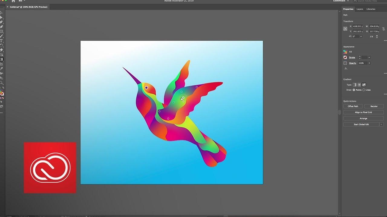 Introducing Illustrator CC 2019   Adobe Blog