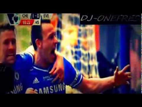 Chelsea vs Everton 1-0 highlights 2014 epl