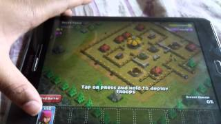 How to play brute force in clash of clans, level 11