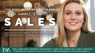 SPEAKING REEL - Emily Anne Page - Business Growth Manager & Public Speaker