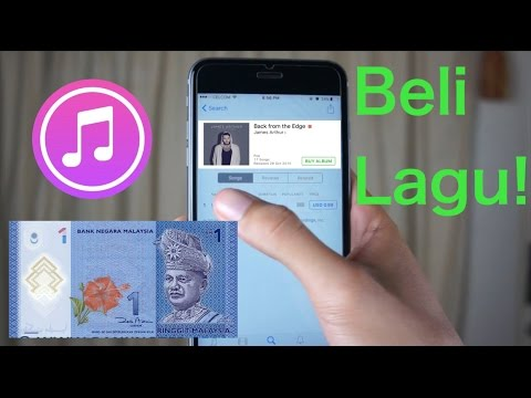 Beli Lagu Dalam Iphone | Tutorial