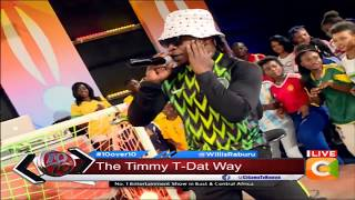 Kasabun Mwenyewe, Timmy Tdat Live on stage #10Over10