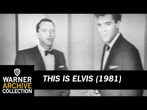 This Is Elvis (1981) – Elvis And Sinatra Perform Witchcraft