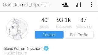 How I got 93k instagram Followers in 1 week 2017