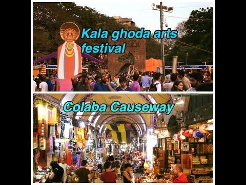 Kala Ghoda Arts festival 2016 | Colaba Causeway